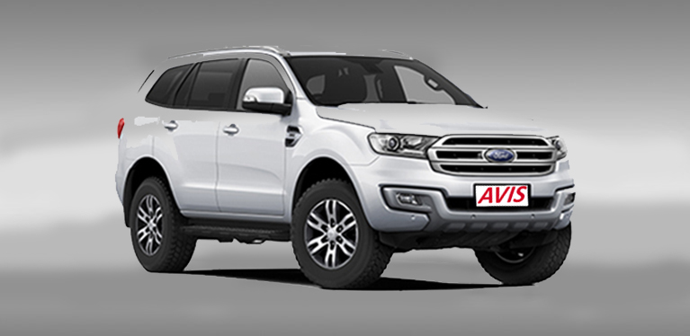 av Ford Everest